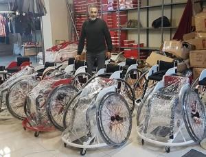 Hatay Büyükşehir Belediyesi 15 Adet LTS RİBAUND Teslimi