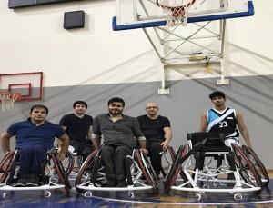 İstanbul Kartal Hasan Doğan Spor Kulübümüz LTS RİBAUND Sandalyelerine Kavuştu