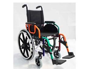 Arco II – Harlekin Çocuk Tekerlekli Sandalyesi