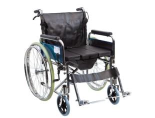 G120 Klozetli Tekerlekli Sandalye
