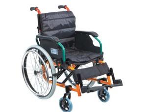 Golfi G305 Aluminyum Pediatrik Tekerlekli Sandalye