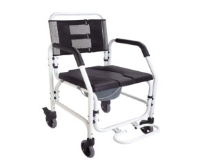 G500 Alüminyum Klozetli Banyo Sandalyesi