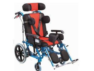 Golfi-16C G458C Pediatrik Cerebral Palsy Tekerlekli Sandalye