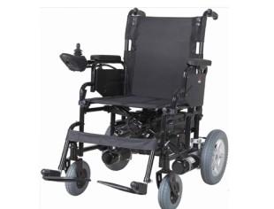 JT-100 Katlanır Akülü Tekerlekli Sandalye
