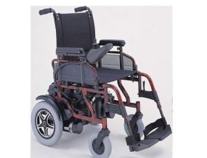 JT-110 Katlanabilir Akülü Tekerlekli Sandalye