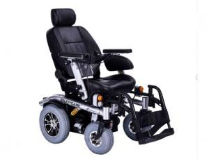 Poylin P278 Ultra Güçlü Akülü Sandalye