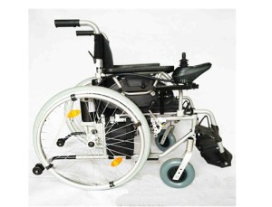 SX500C Aluminum Power Chair