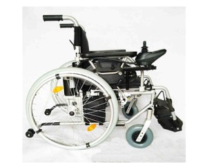 SX500C Aluminum Power Chair