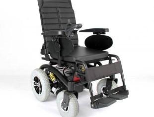 WOLLEX WGP130 Akülü Tekerlekli Sandalye