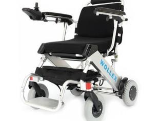 Wollex W-807 Akülü Tekerlekli Sandalye Lityum Pil