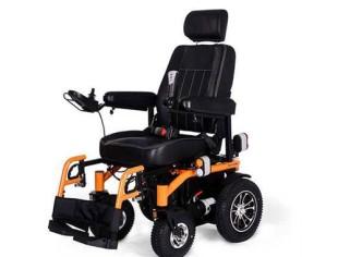Wollex W168 S-L Enjoy Akülü Tekerlekli Sandalye