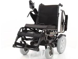 Wollex WG-P150 Akülü Tekerlekli Sandalye