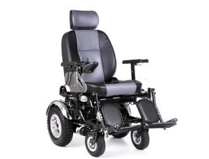 Arazi Full Donanımlı Akülü Tekerlekli Sandalye 7896