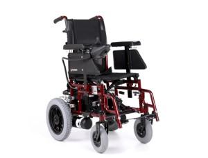 Çocuk Katlanabilir Akülü Tekerlekli Sandalye 7880