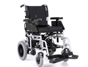 Donanımlı Katlanabilir Akülü Tekerlekli Sandalye 7894