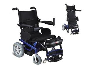Ayağa Kaldıran Akülü Tekerlekli Sandalye 8004