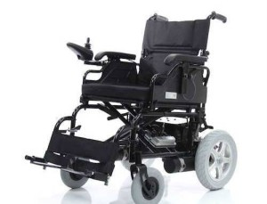 Wollex W111A Akülü Tekerlekli Sandalye