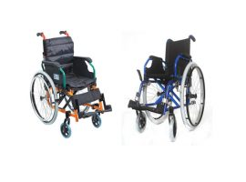 Çocuk Tekerlekli Sandalyeleri