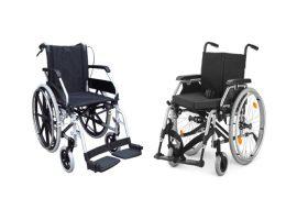 Katlanabilir Tekerlekli Sandalyeler