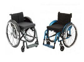 Katlanabilir Aktif Tekerlekli Sandalyeler