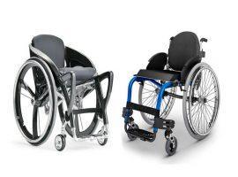 Sabit Şase Aktif Tekerlekli Sandalyeler